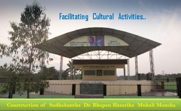 Facilitating Cultural Activities